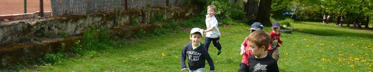 Anglická školka přinese dítěti zábavu i vzdělání
